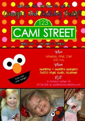 Cami's Birthday Month!!