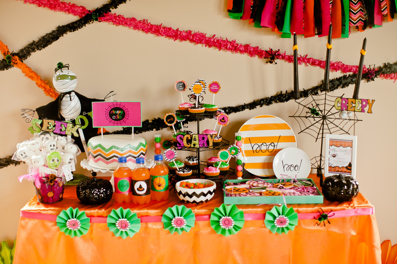 kids halloween party for baby lifestyles - Baby Halloween Birthday Party