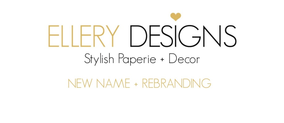 Ellery Designs – OUR new name!