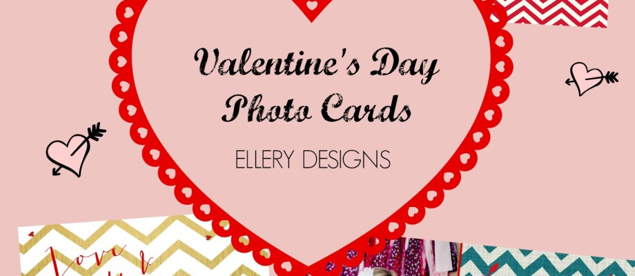 2015 Valentine's Day Photo Cards