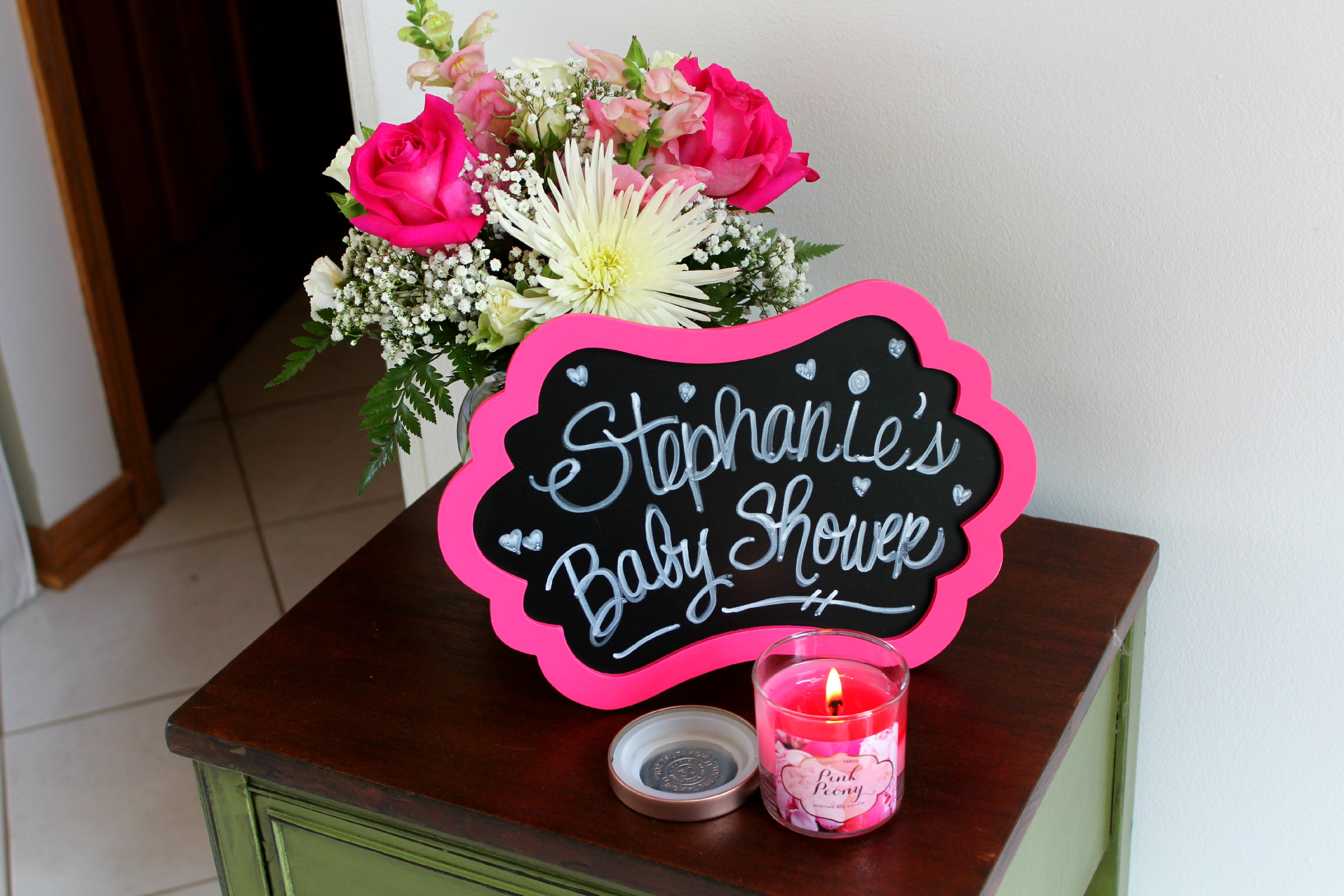 It s a Girl Navy Pink Nautical Baby Shower – Ellery Designs