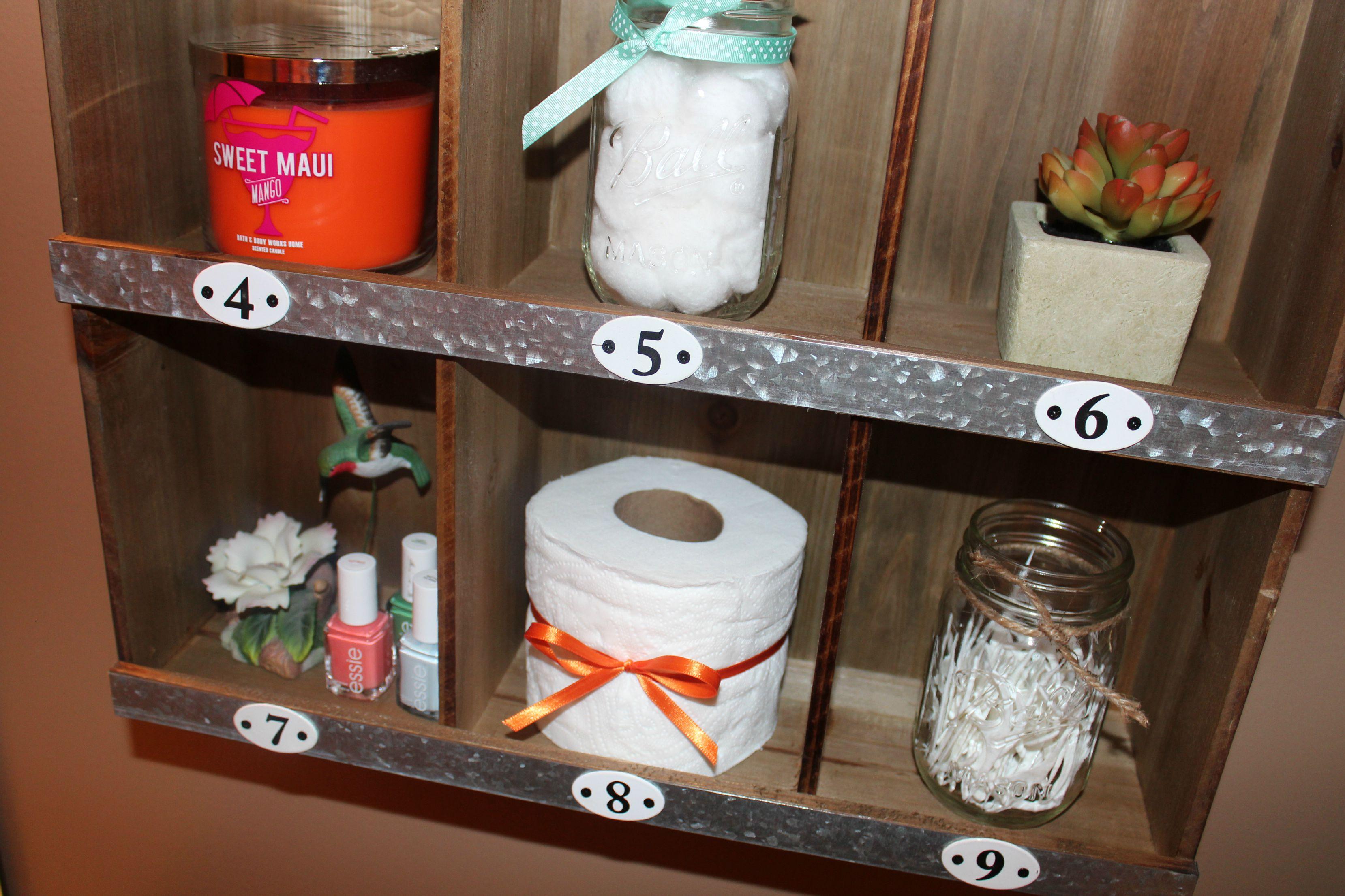 Beautiful Bathroom Storage  Organization  Pinterest
