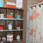 Bathroom Makeover Shelf