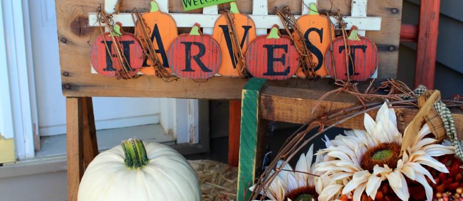Autumn Decorating Ideas + Inspiration