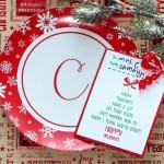 Gift Idea - Shutterfly Plate