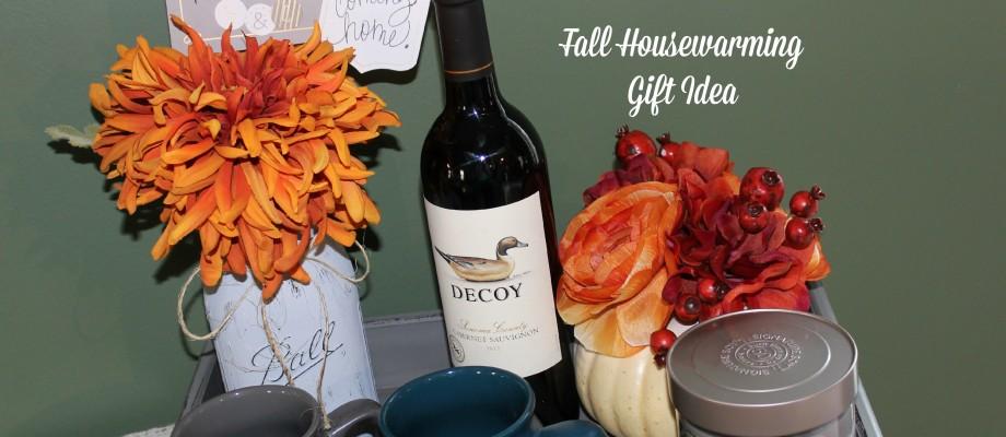 Fall Housewarming Gift Idea