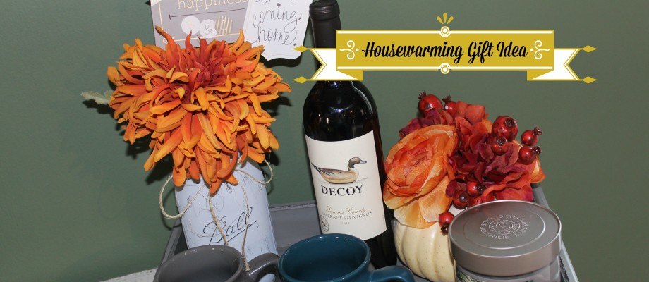 Fall Housewarming Gift Idea