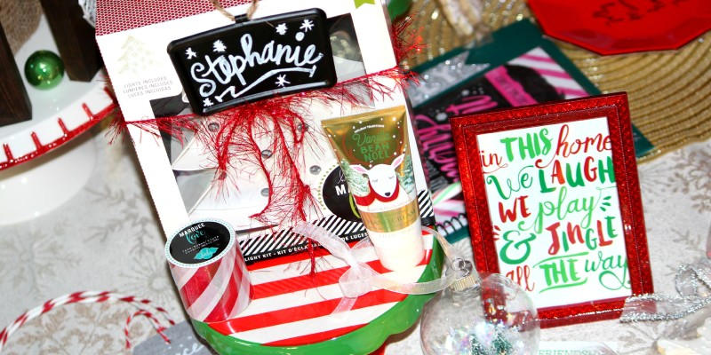 My Favorite Things Holiday Party by Ellery Designs