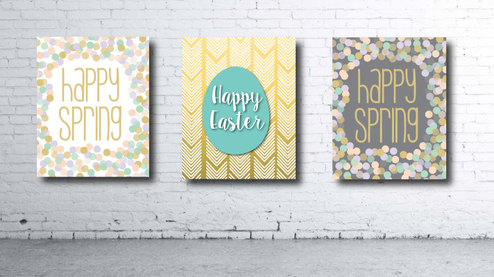Easter & Spring Free Printables