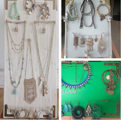 DIY Jewelry Stand