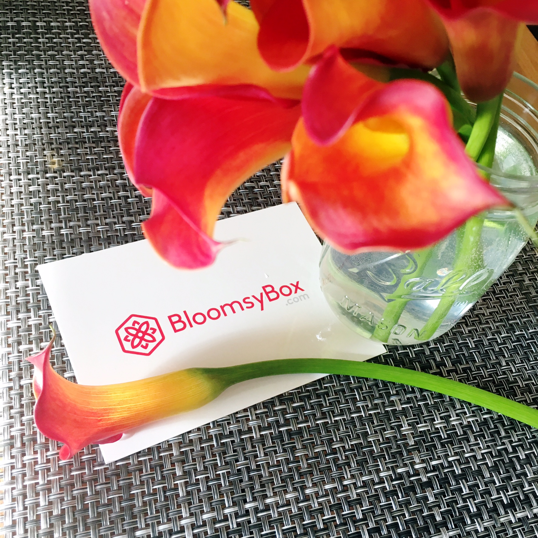BloomsyBox Review - A monthly flower subscription