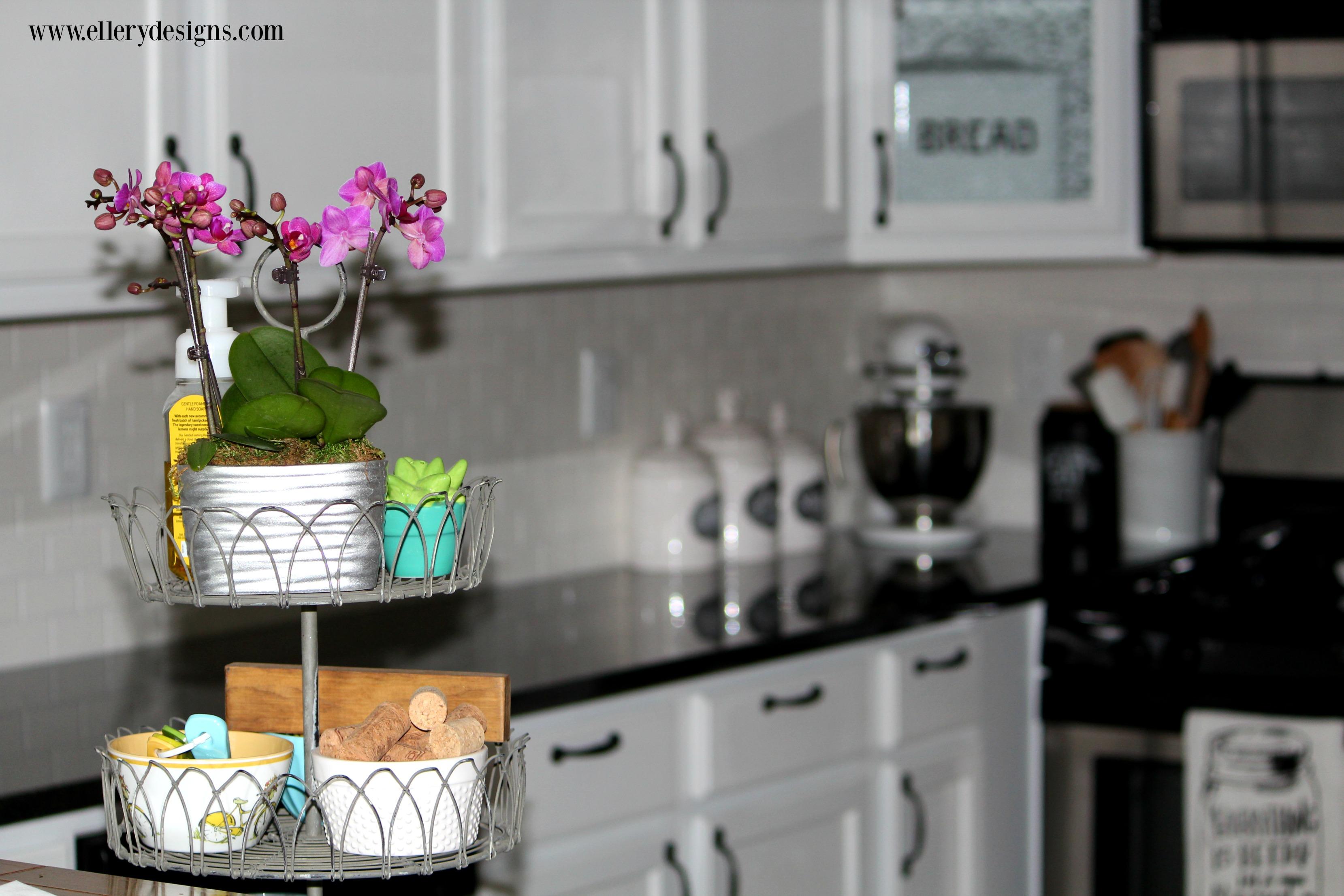 Stunning White Farmhouse Kitchen Renovation by Ellery Designs