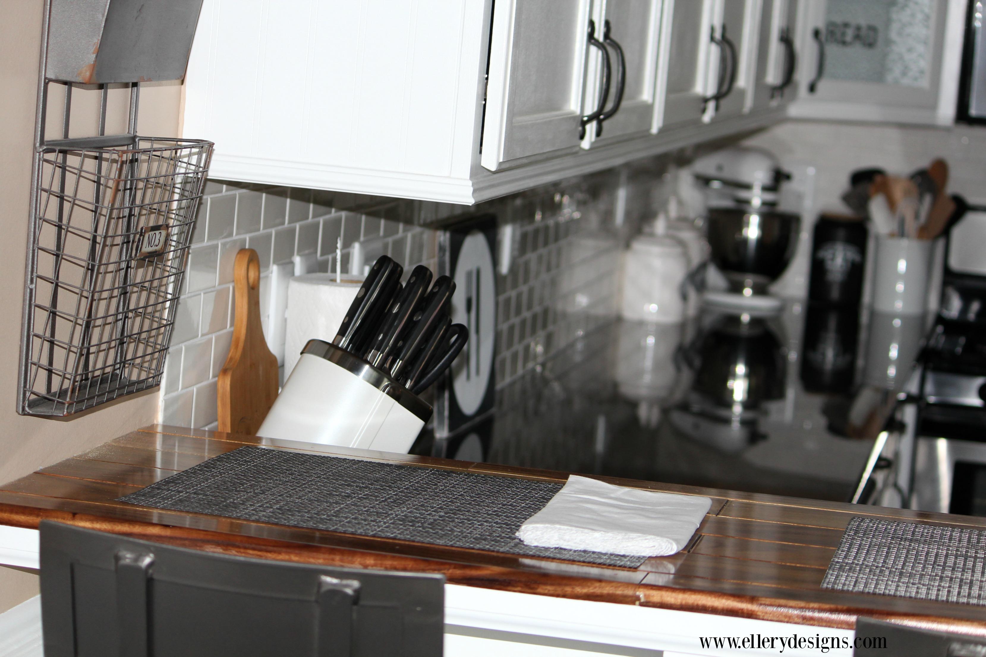 Gorgeous Kitchen Remodel by ElleryDesigns.com