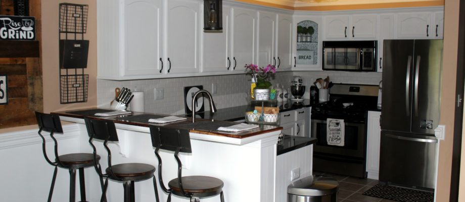 Our DIY Kitchen Remodel – The Full Reveal