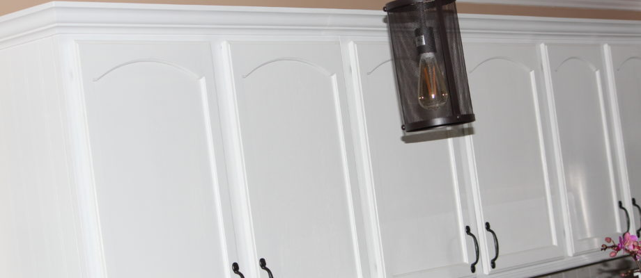 Our DIY Kitchen Remodel – Painting Your Cabinets White