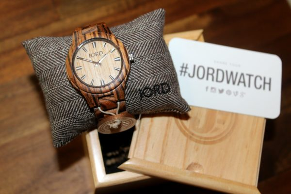 Jord Watch Gift Idea, Free Printables & Contest