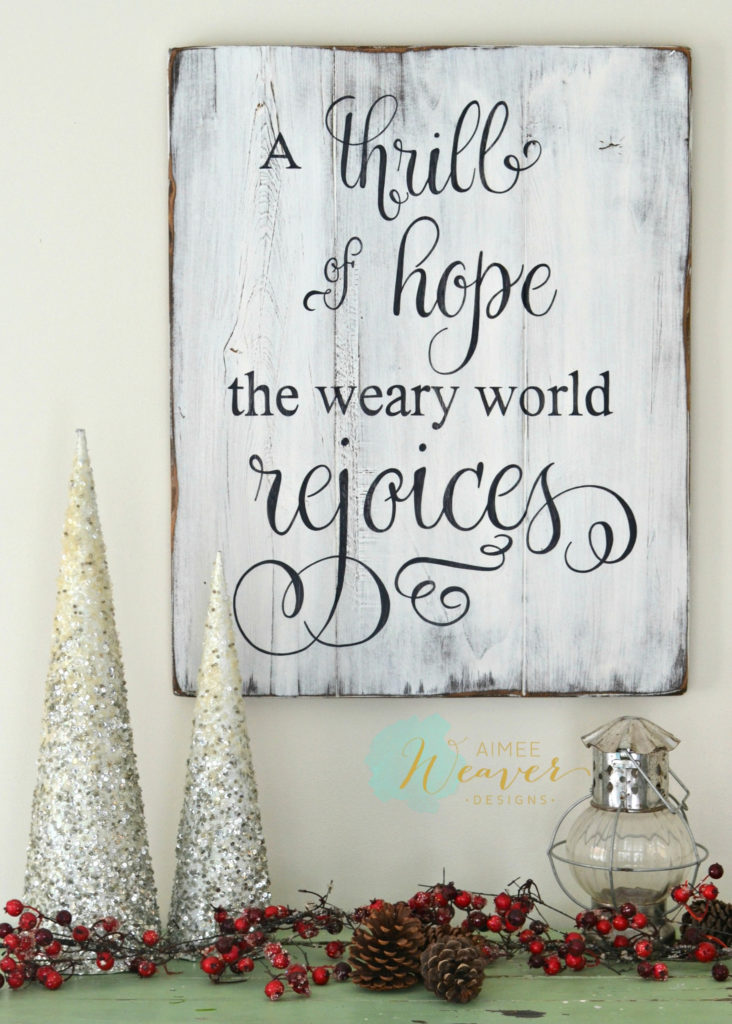 a_thrill_of_hope_the_weary_world_rejoices_handpainted_wood_sign_by_aimee_weaver_designs