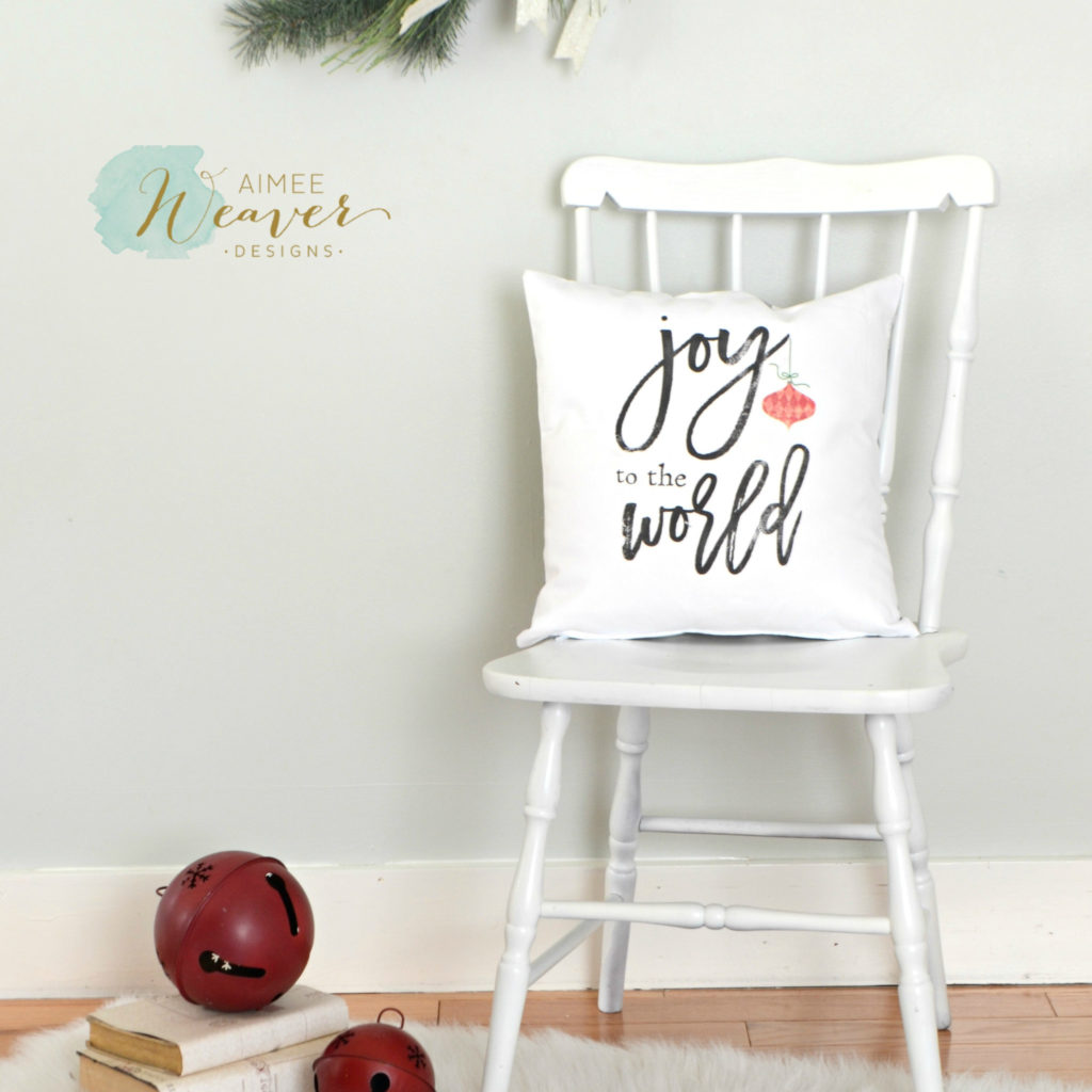 joy_to_the_world_christmas_pillow_by_aimee_weaver_designs_square