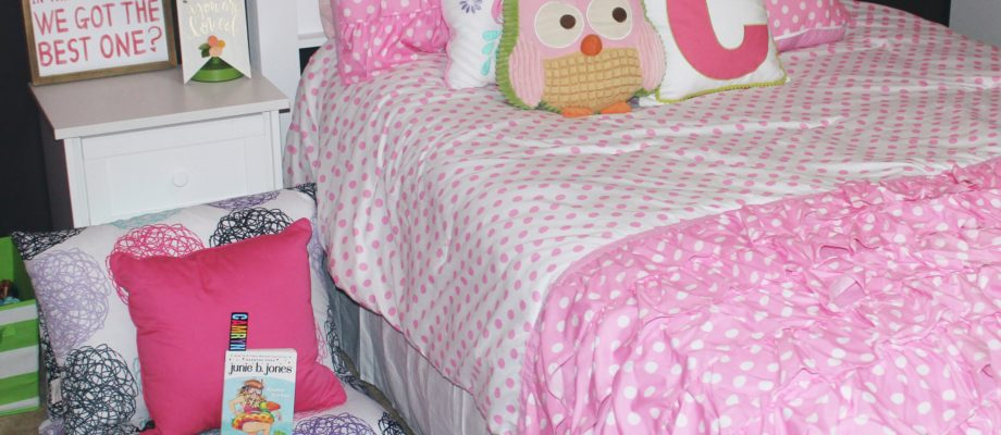 Cami's Big Girl Room – Details