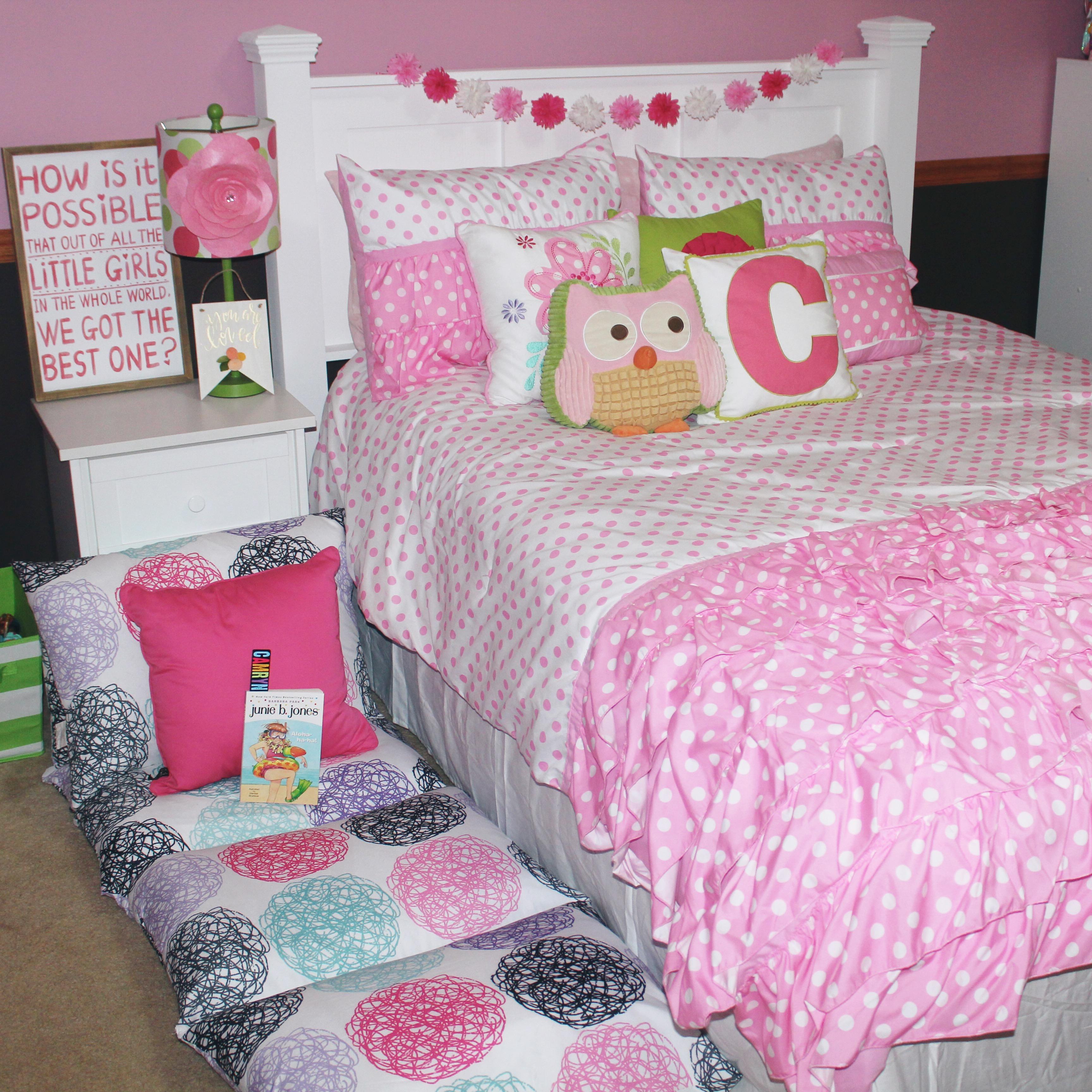 Cami S Big Girl Room Details Ellery Designs