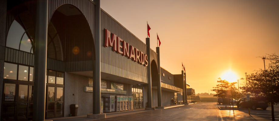 Make it With Menards – Our Featured Video is HERE!