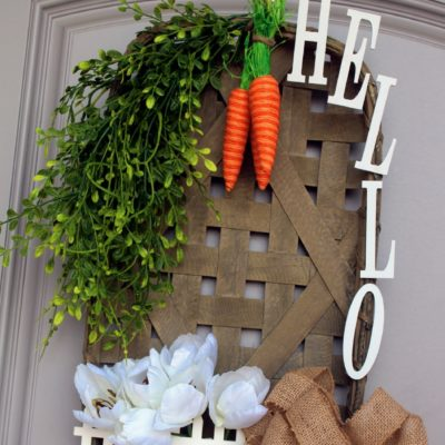 DIY Door Decor